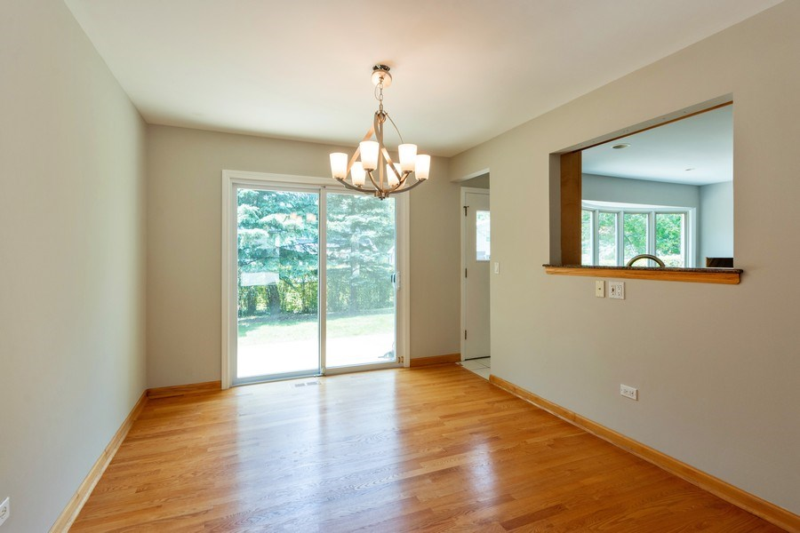 Real Estate Photography - 3018 N. Stratford Road, Arlington Heights, IL, 60004 - Dining Room