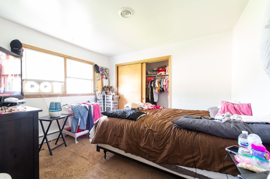 Real Estate Photography - 5908 Butterfield Rd, Berkeley, IL, 60163 - Bedroom
