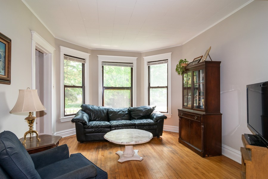 Real Estate Photography - 1041 Ferdinand Ave, Forest Park, IL, 60130 - Living Room