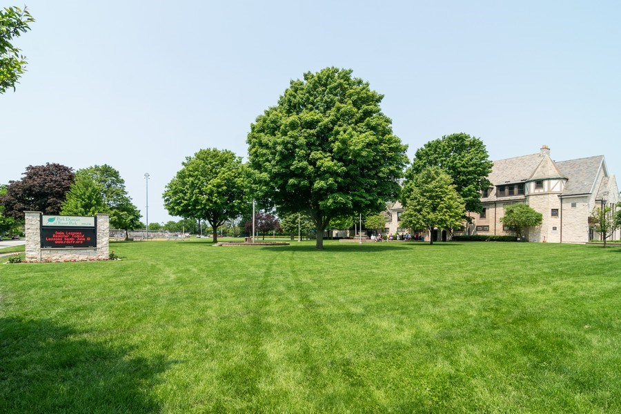 Real Estate Photography - 1041 Ferdinand Ave, Forest Park, IL, 60130 - Park View