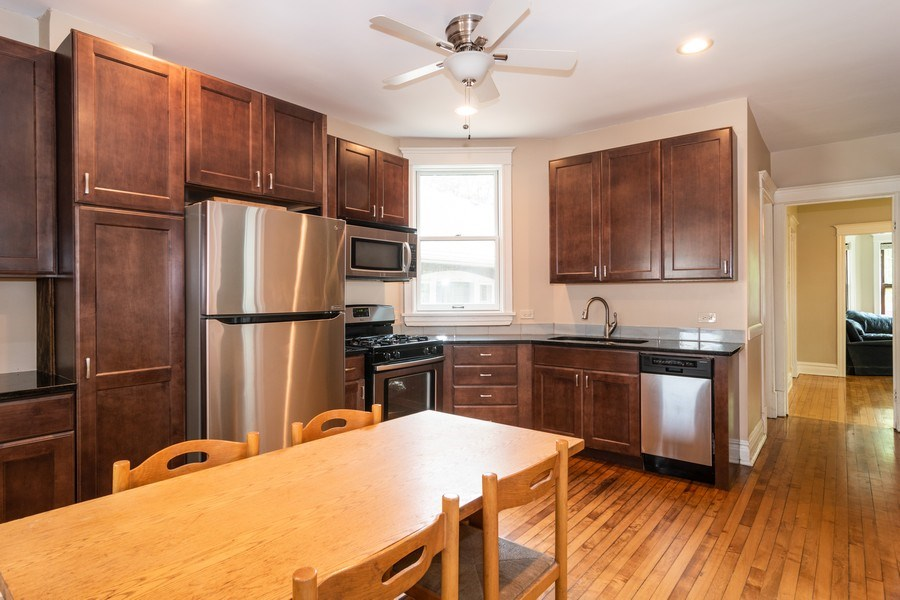 Real Estate Photography - 1041 Ferdinand Ave, Forest Park, IL, 60130 - Kitchen
