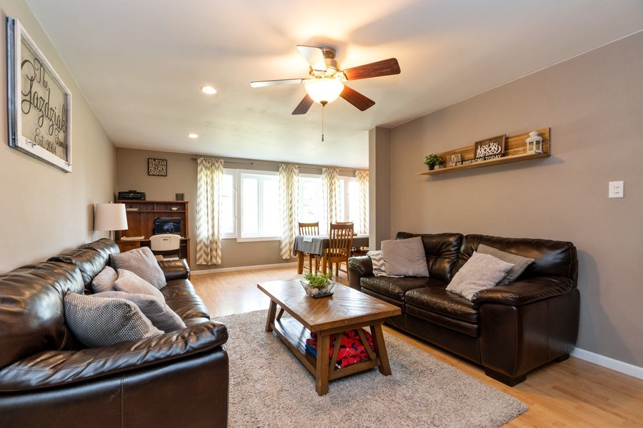 Real Estate Photography - 12157 S. Lawndale Avenue, Alsip, IL, 60803 - Living Room