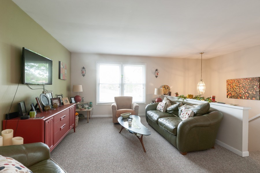 Real Estate Photography - 668 Anita Ave, Antioch, IL, 60002 - 668 - Living Room
