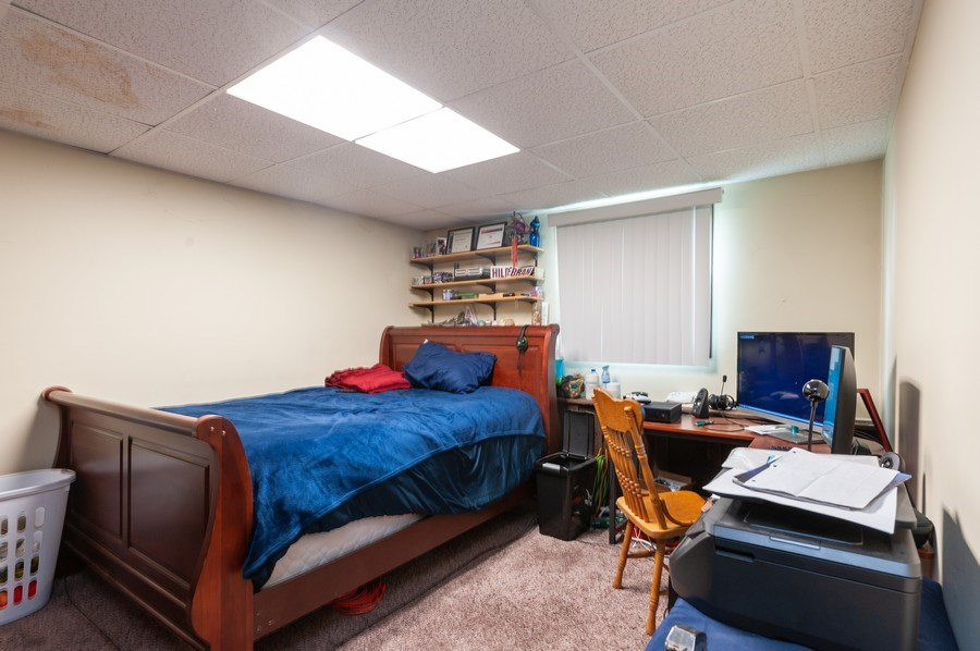 Real Estate Photography - 668 Anita Ave, Antioch, IL, 60002 - 670 - Downstairs Den