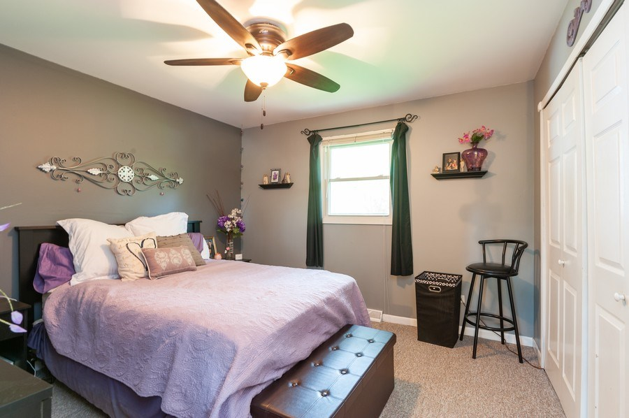 Real Estate Photography - 668 Anita Ave, Antioch, IL, 60002 - 668 - Bedroom 1