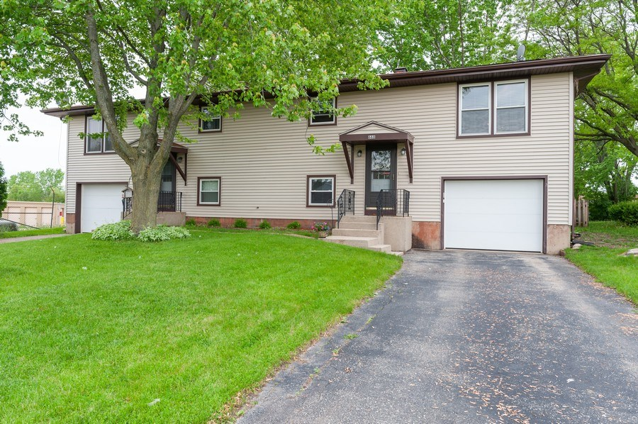 Real Estate Photography - 668 Anita Ave, Antioch, IL, 60002 - Exterior Front