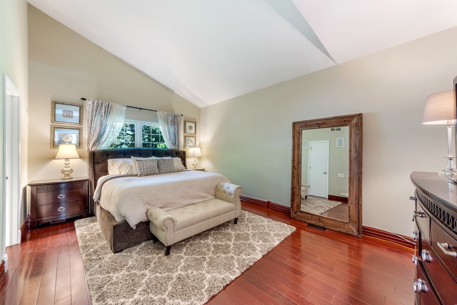 Real Estate Photography - 404 Kerry Court, Prospect Heights, IL, 60070 - Master Bedroom