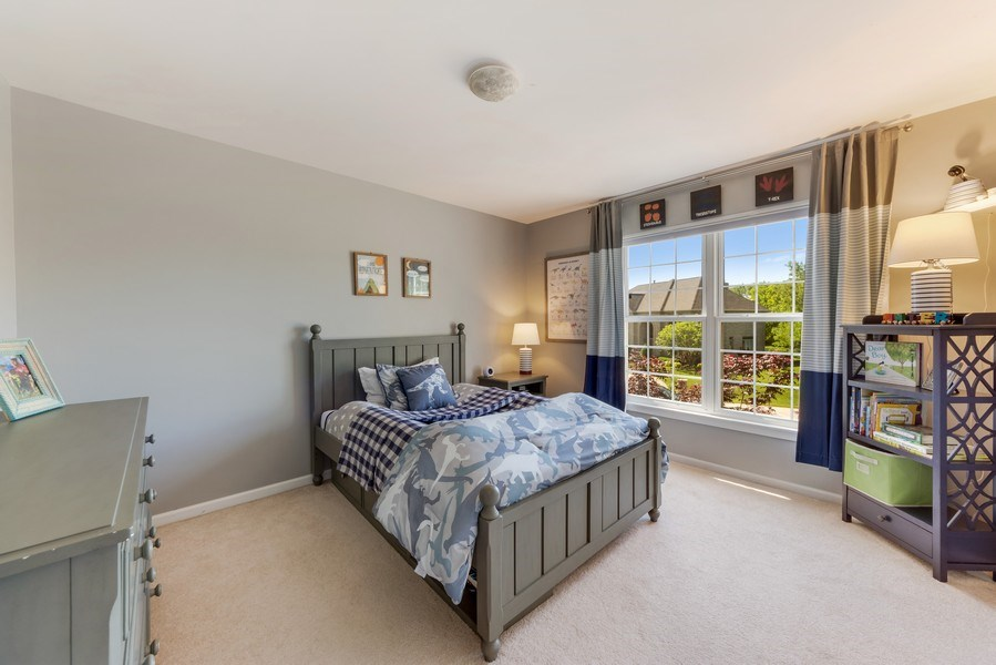 Real Estate Photography - 404 Kerry Court, Prospect Heights, IL, 60070 - 2nd Bedroom