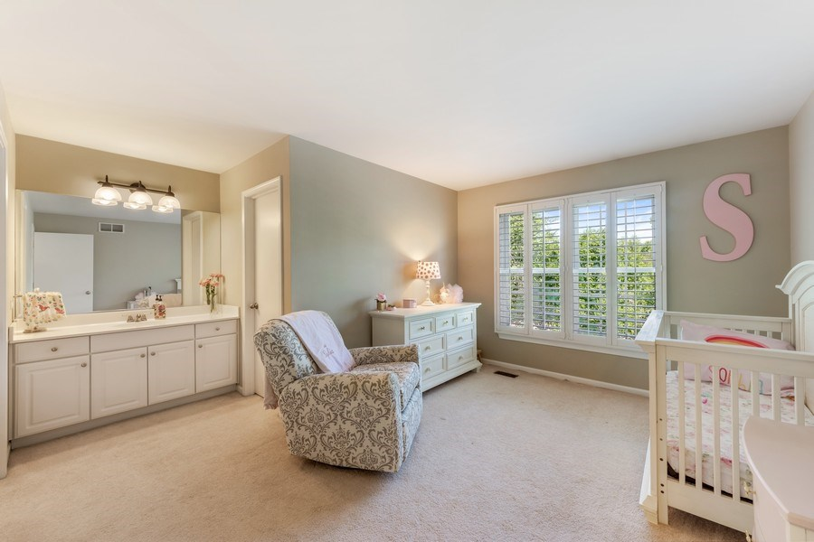 Real Estate Photography - 404 Kerry Court, Prospect Heights, IL, 60070 - 3rd Bedroom