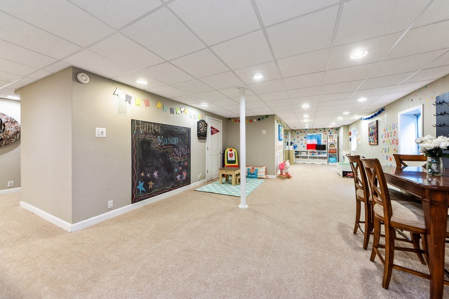 Real Estate Photography - 404 Kerry Court, Prospect Heights, IL, 60070 - Recreation & Playroom