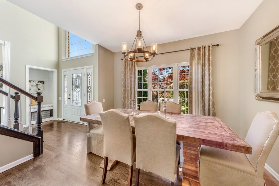 Real Estate Photography - 404 Kerry Court, Prospect Heights, IL, 60070 - Dining Room