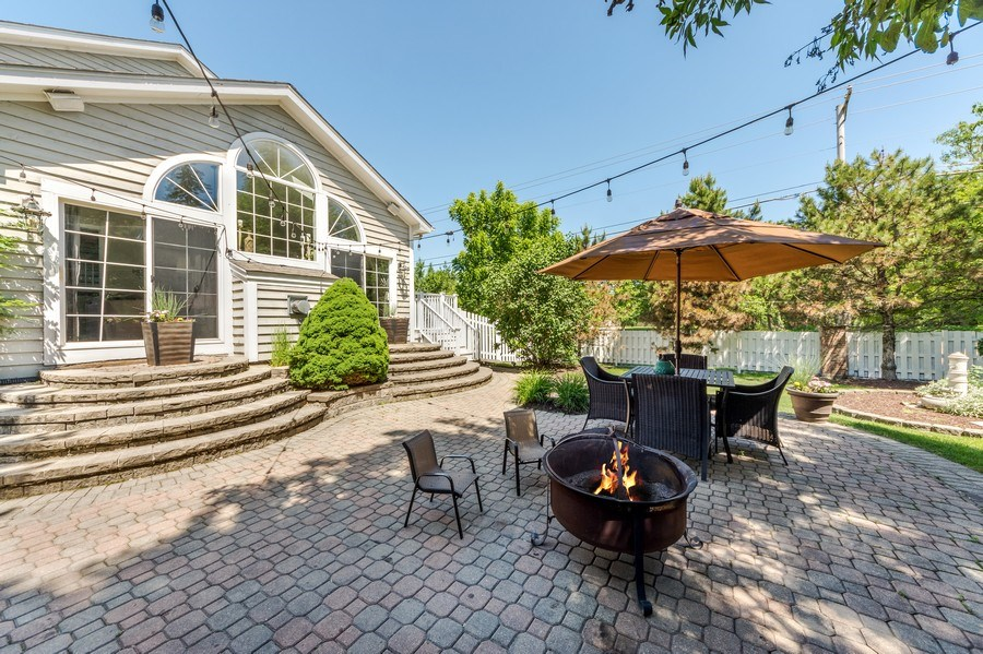 Real Estate Photography - 404 Kerry Court, Prospect Heights, IL, 60070 - Patio