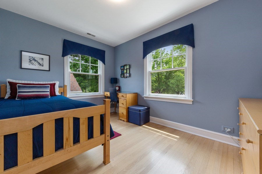 Real Estate Photography - 506 Uvedale Road, Riverside, IL, 60546 - 4th Bedroom