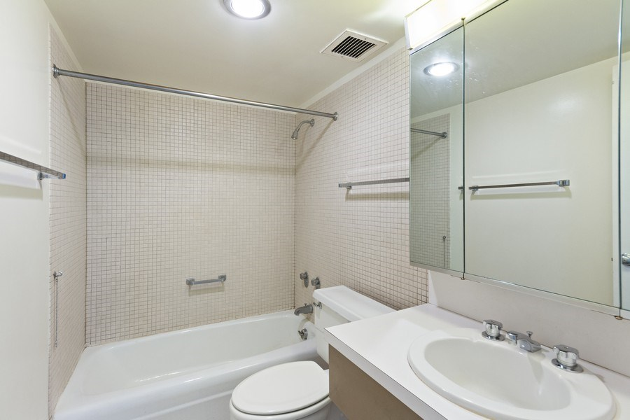 Real Estate Photography - 175 E. DELAWARE Place, Unit 4915, Chicago, IL, 60611 - Bathroom