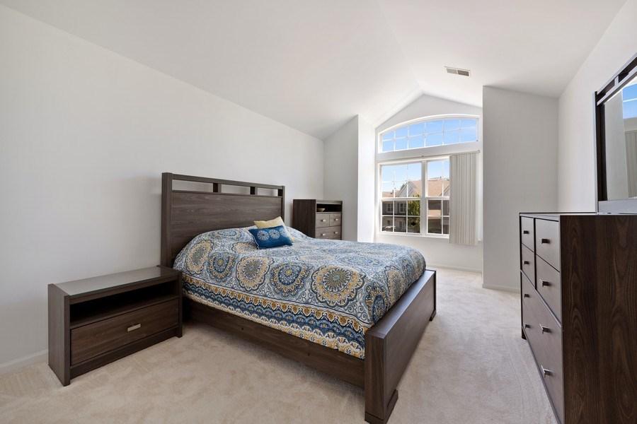 Real Estate Photography - 9010 W. Heathwood Circle, Niles, IL, 60714 - Master Bedroom