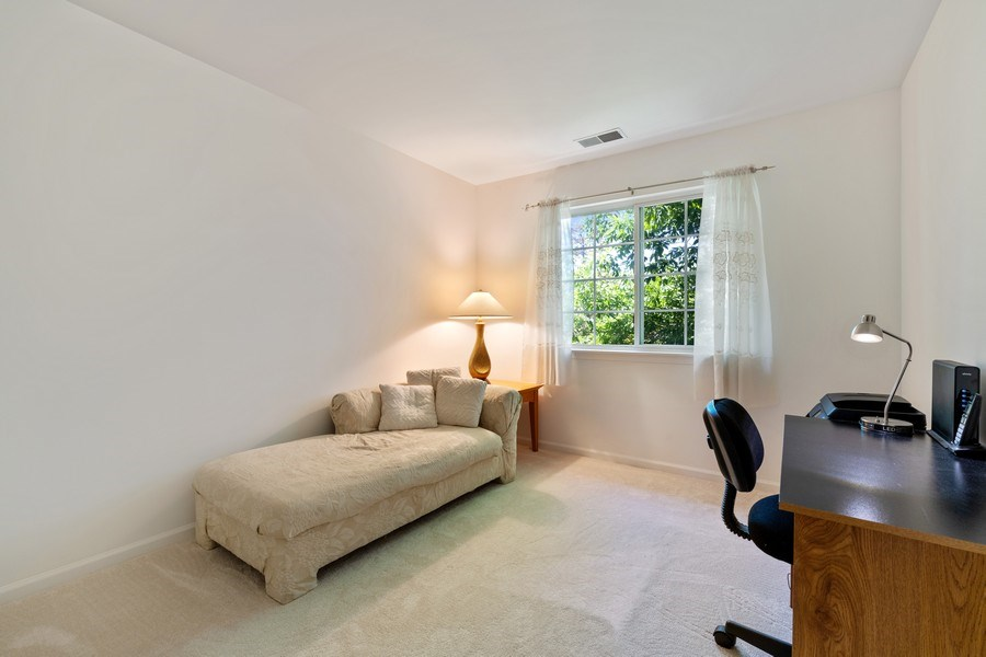 Real Estate Photography - 9010 W. Heathwood Circle, Niles, IL, 60714 - 2nd Bedroom