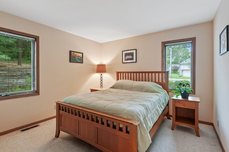 Real Estate Photography - 25990 W. Wilson Road, Antioch, IL, 60002 - Bedroom