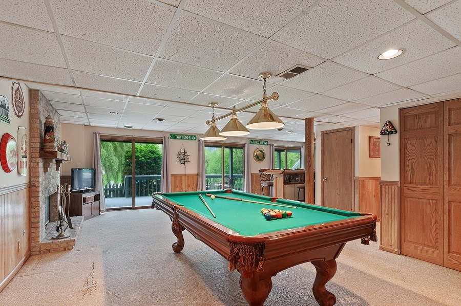 Real Estate Photography - 25990 W. Wilson Road, Antioch, IL, 60002 -