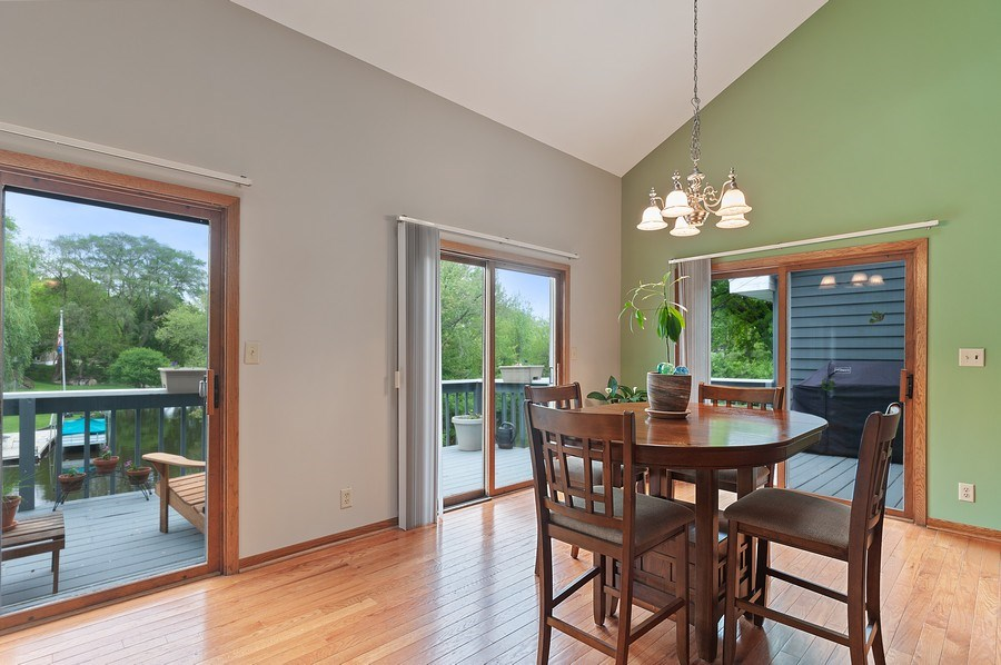 Real Estate Photography - 25990 W. Wilson Road, Antioch, IL, 60002 - Dining Area