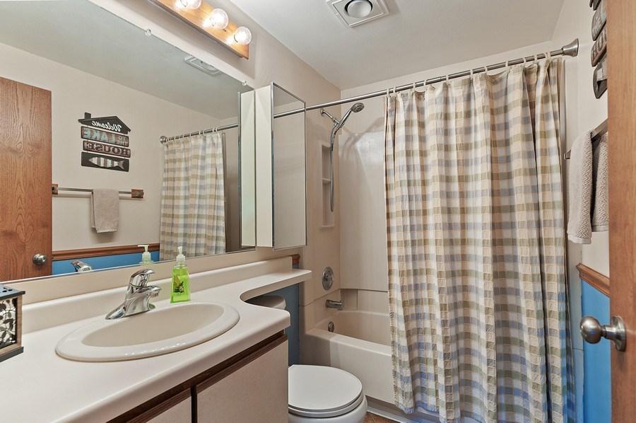 Real Estate Photography - 25990 W. Wilson Road, Antioch, IL, 60002 - Bathroom