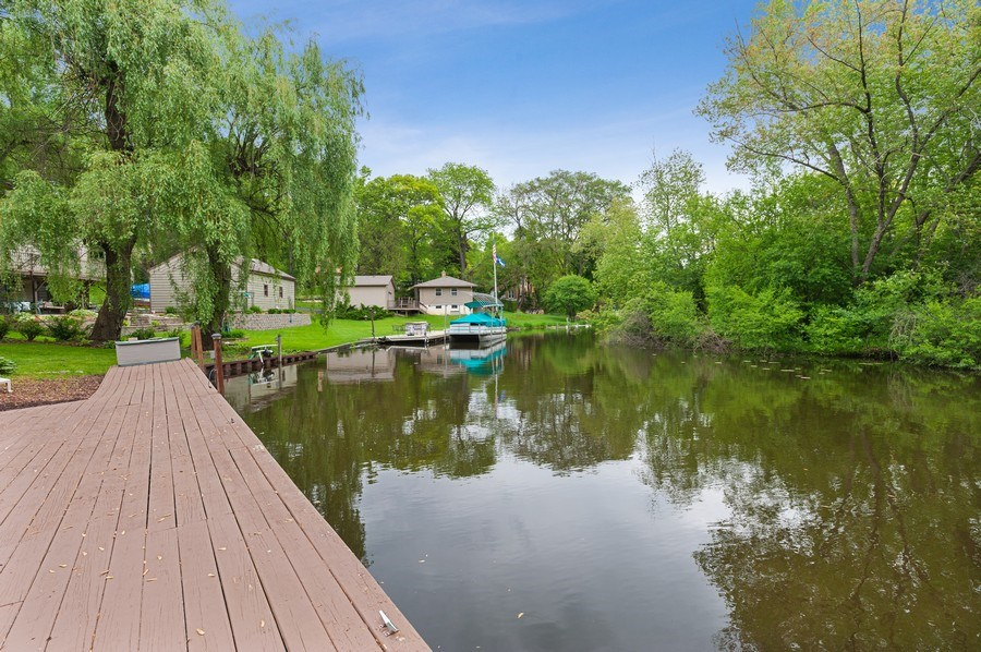 Real Estate Photography - 25990 W. Wilson Road, Antioch, IL, 60002 - Lake View