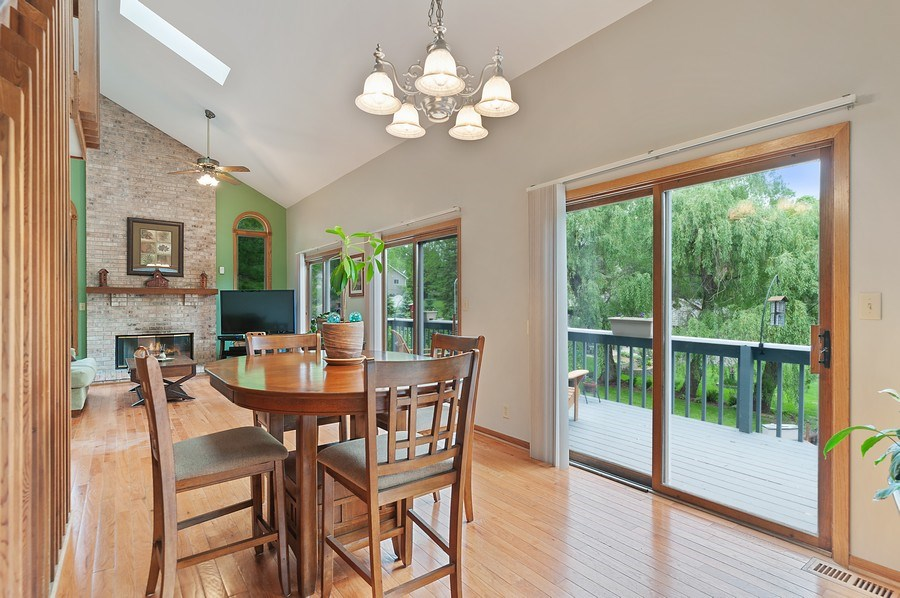Real Estate Photography - 25990 W. Wilson Road, Antioch, IL, 60002 - Living Room / Dining Room