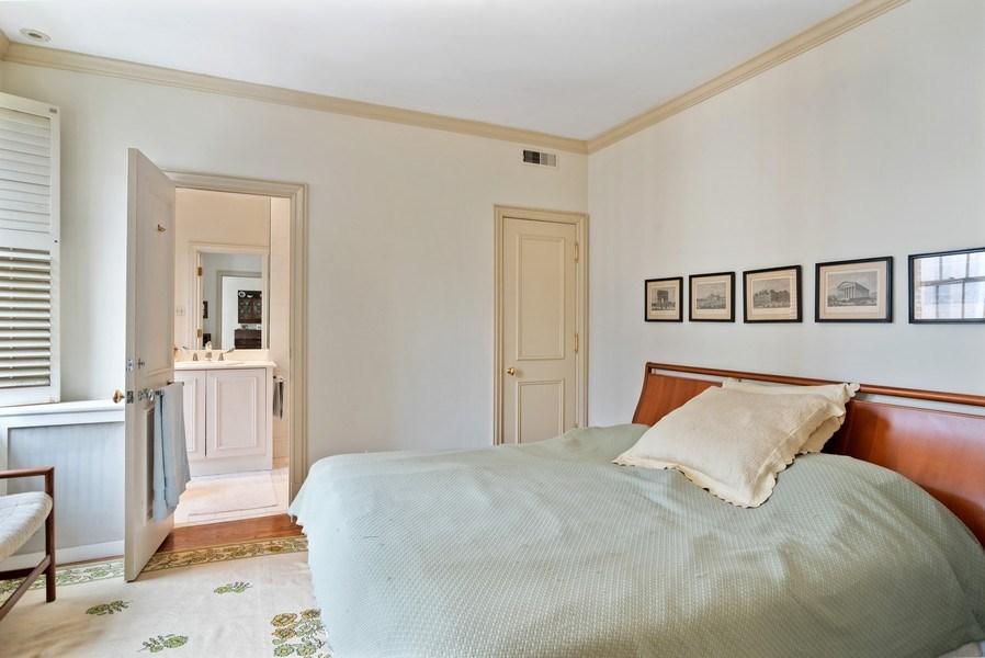 Real Estate Photography - 70 E. Cedar Street, Unit 1402, Chicago, IL, 60611 - Master Bedroom