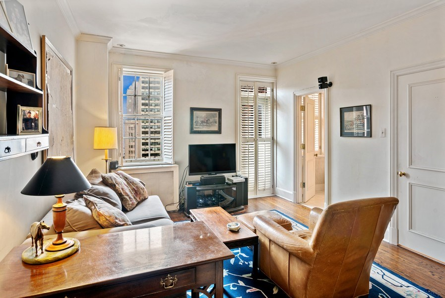 Real Estate Photography - 70 E. Cedar Street, Unit 1402, Chicago, IL, 60611 - 2nd Bedroom