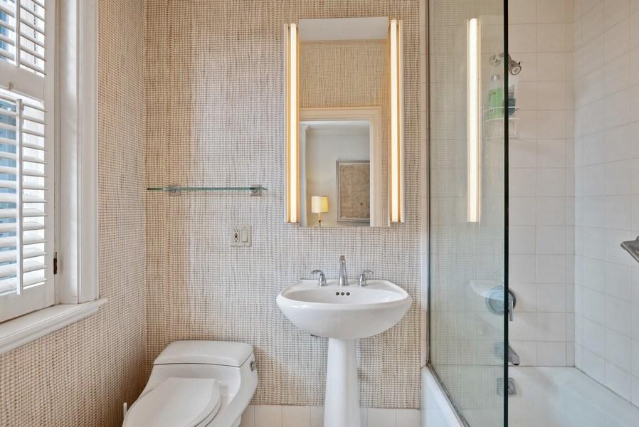 Real Estate Photography - 70 E. Cedar Street, Unit 1402, Chicago, IL, 60611 - Bathroom