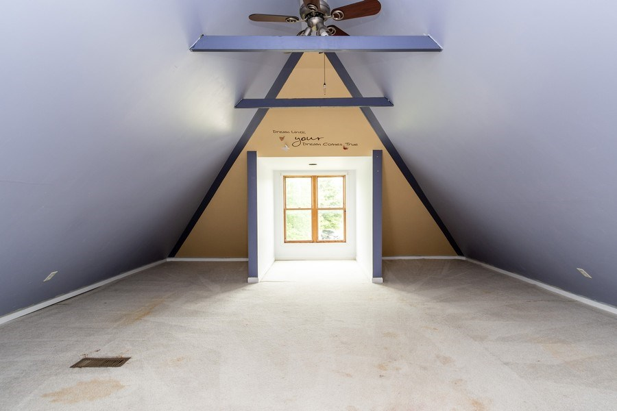 Real Estate Photography - 140 BRECKENRIDGE Drive, Aurora, IL, 60504 - Bonus Room