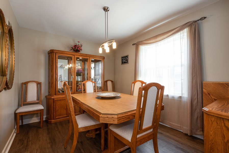 Real Estate Photography - 5457 N. NORDICA Avenue, Chicago, IL, 60656 - Dining Room