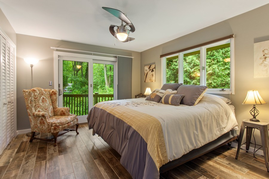 Real Estate Photography - 35560 N. Us Highway 12, Ingleside, IL, 60041 - 2nd Bedroom