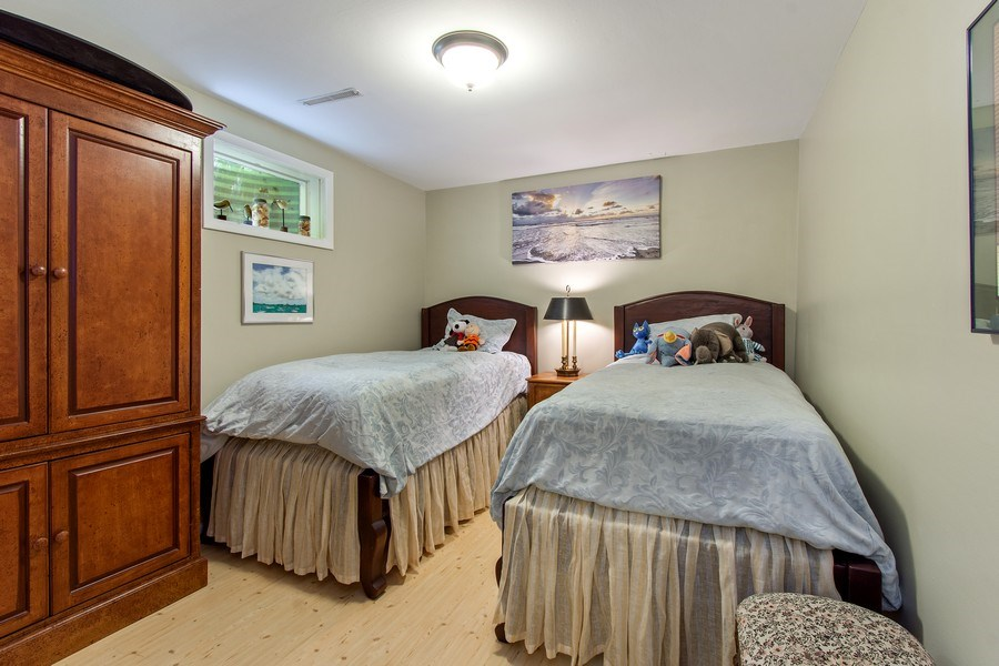 Real Estate Photography - 35560 N. Us Highway 12, Ingleside, IL, 60041 - 3rd Bedroom