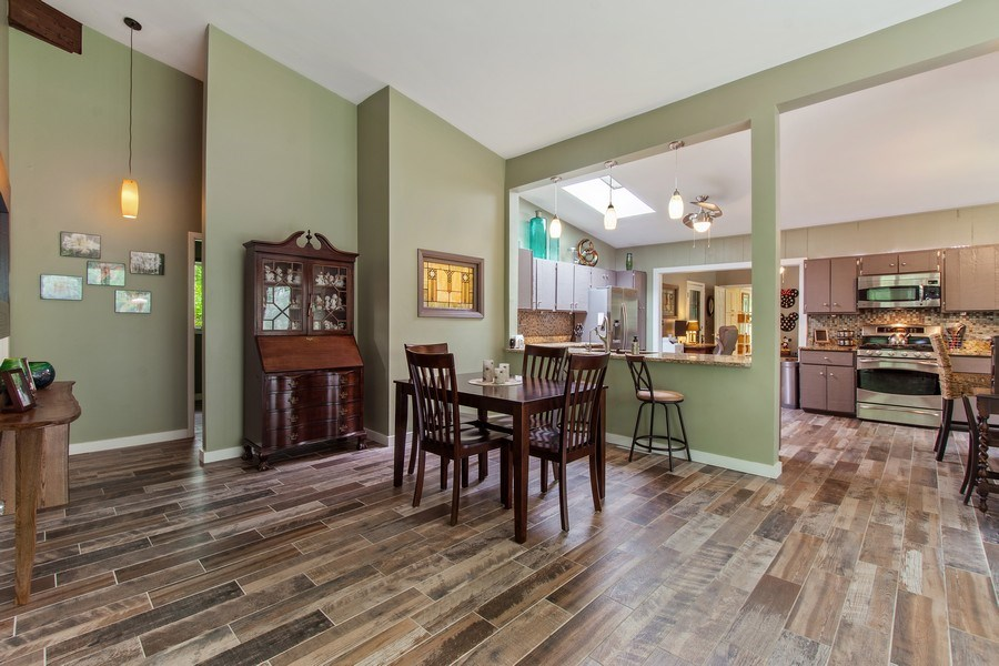 Real Estate Photography - 35560 N. Us Highway 12, Ingleside, IL, 60041 - Dining Area 2