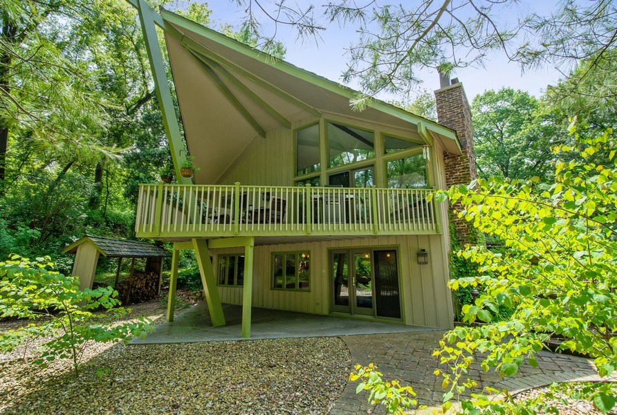 Real Estate Photography - 35560 N. Us Highway 12, Ingleside, IL, 60041 - Side View