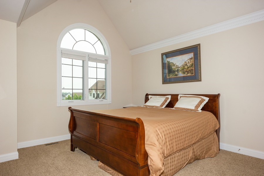 Real Estate Photography - 12900 Peppertree Drive, Plainfield, IL, 60585 - 2nd Bedroom