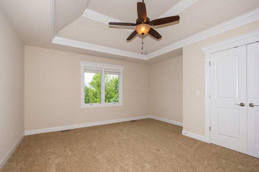 Real Estate Photography - 12900 Peppertree Drive, Plainfield, IL, 60585 - 4th bedroom
