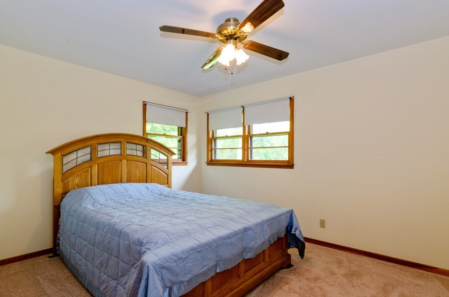 Real Estate Photography - 18N525 WOODCREST Lane, West Dundee, IL, 60118 - Master Bedroom