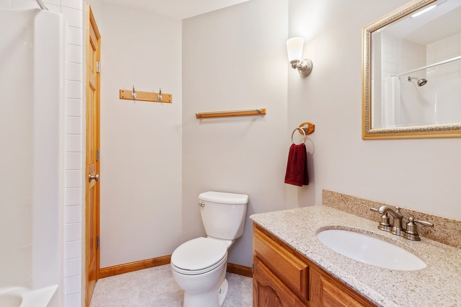 Real Estate Photography - 34925 North James Ave, Ingleside, IL, 60041 - Bathroom