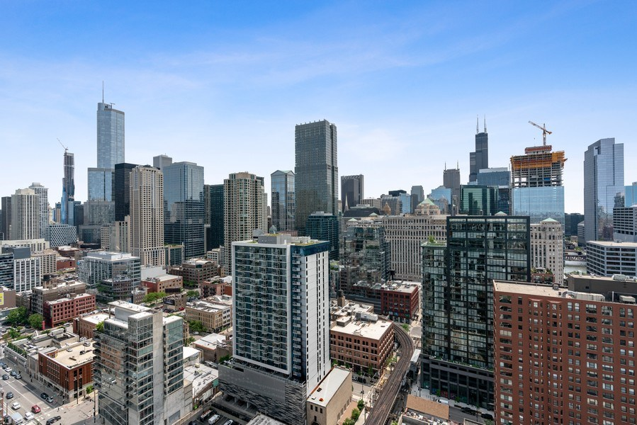 Real Estate Photography - 303 W. Ohio Street, Unit 3005, Chicago, IL, 60654 - View