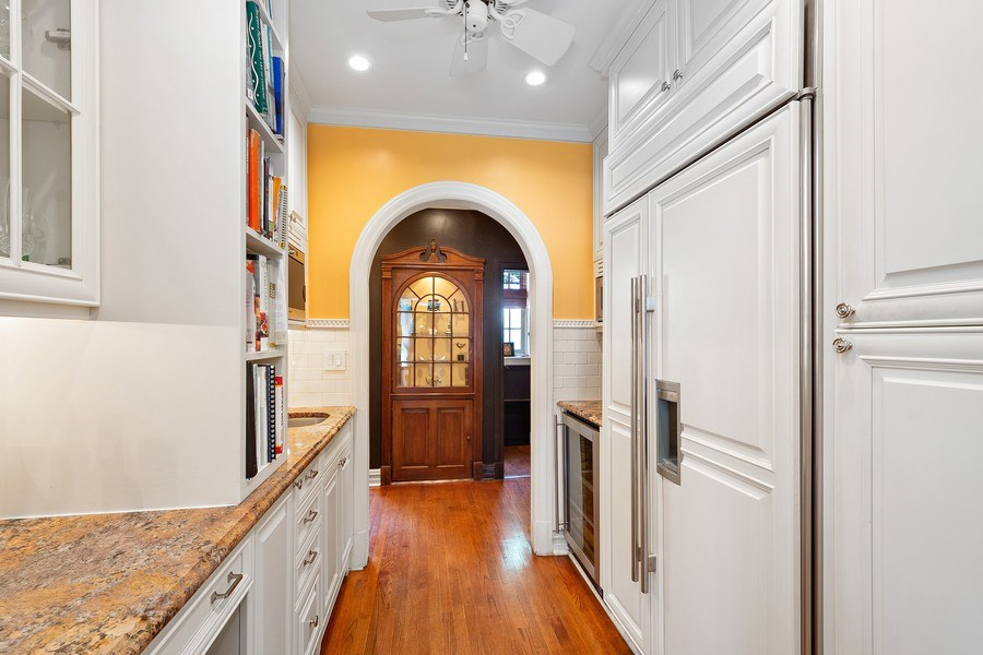 Real Estate Photography - 10615 S. Seeley Avenue, Chicago, IL, 60643 - Butler's pantry