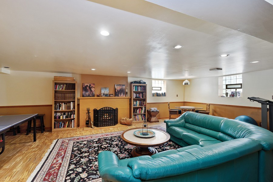 Real Estate Photography - 10615 S. Seeley Avenue, Chicago, IL, 60643 - Basement