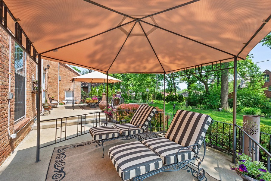 Real Estate Photography - 10615 S. Seeley Avenue, Chicago, IL, 60643 - Back Yard