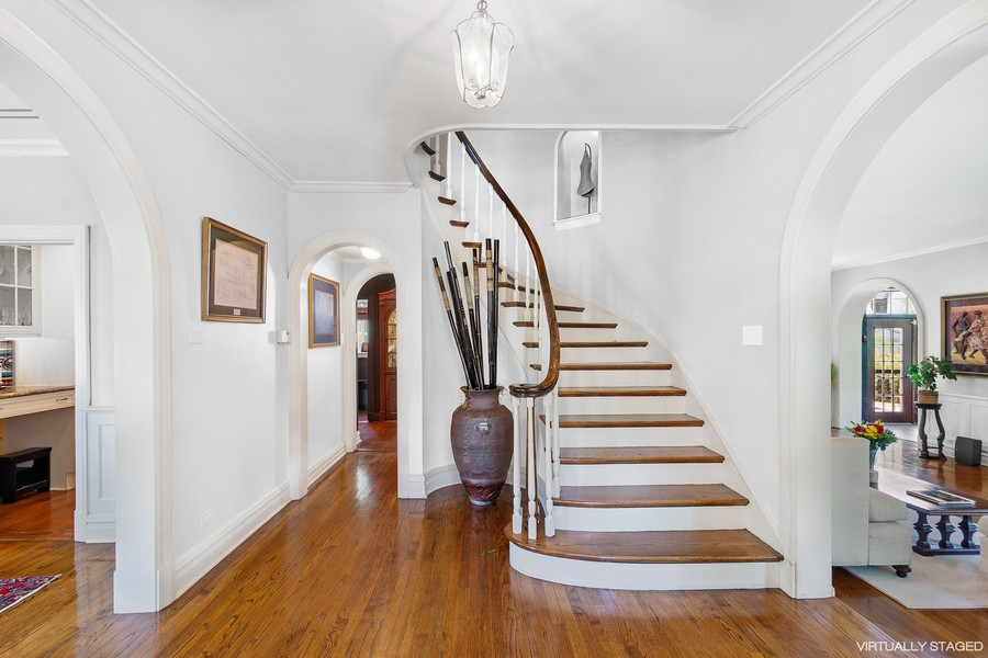 Real Estate Photography - 10615 S. Seeley Avenue, Chicago, IL, 60643 - Foyer