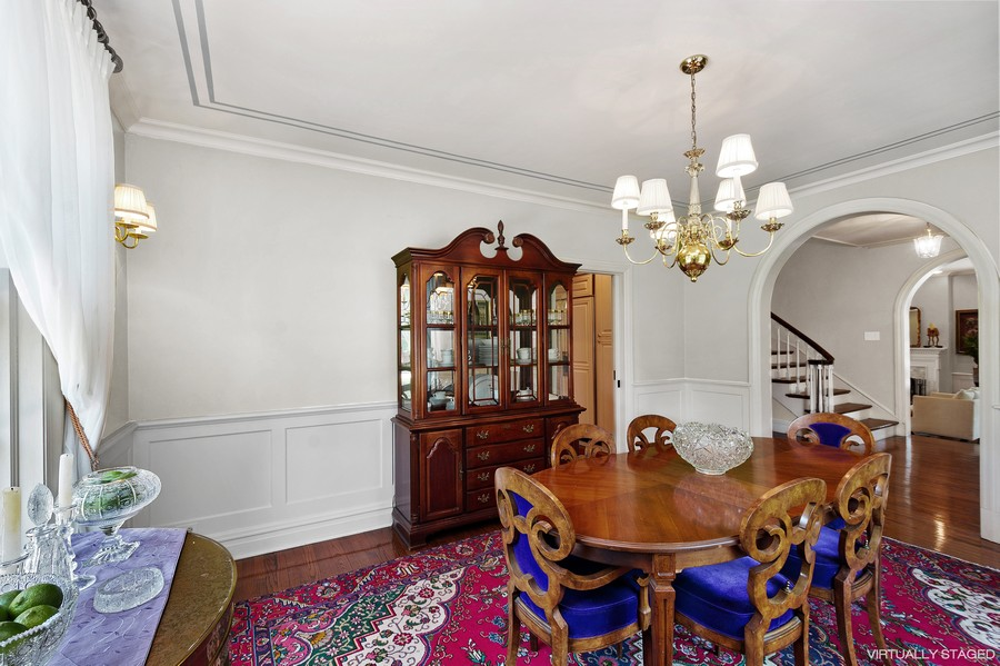 Real Estate Photography - 10615 S. Seeley Avenue, Chicago, IL, 60643 - Dining Area