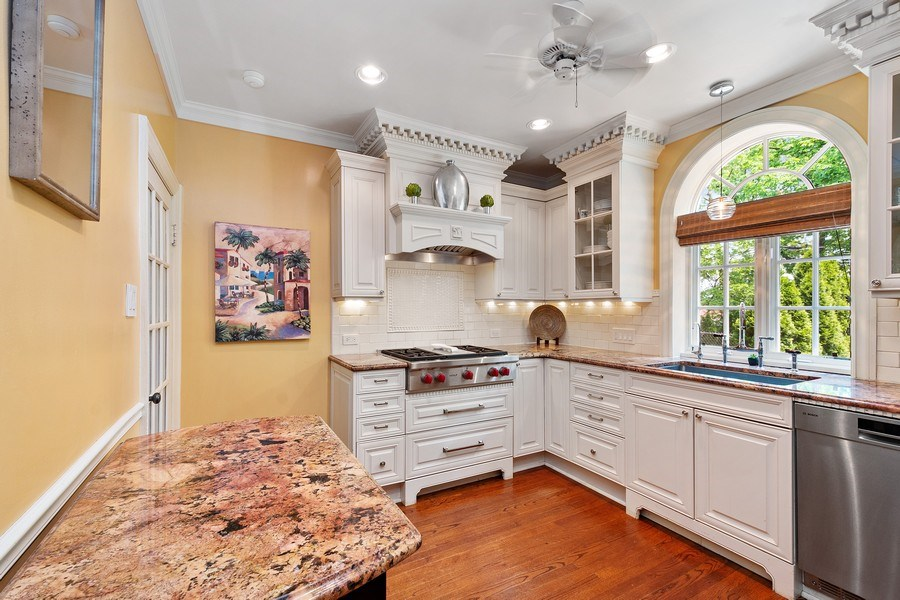 Real Estate Photography - 10615 S. Seeley Avenue, Chicago, IL, 60643 - Kitchen