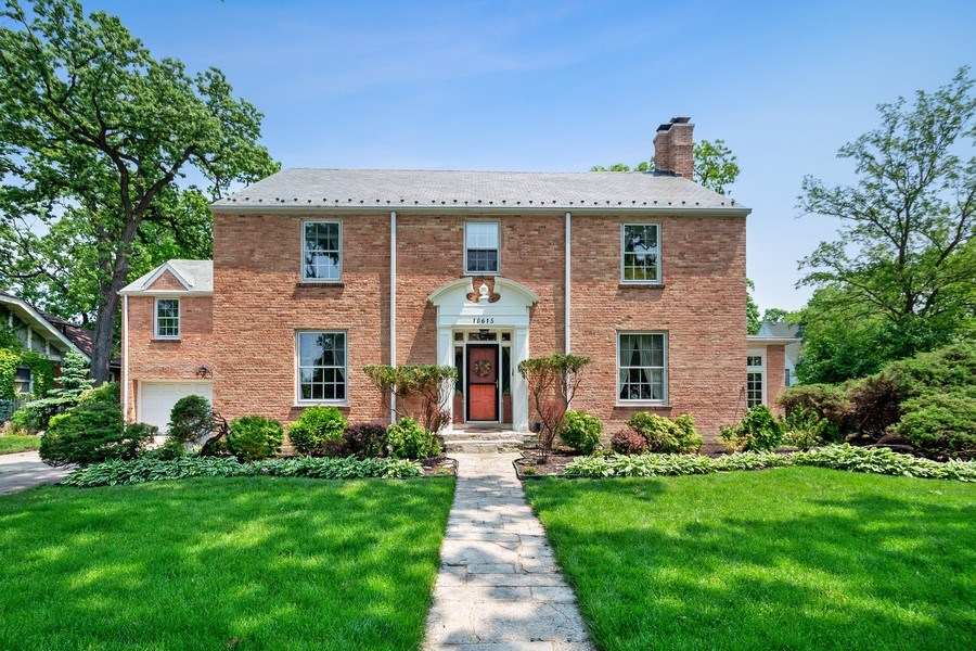Real Estate Photography - 10615 S. Seeley Avenue, Chicago, IL, 60643 - Front View