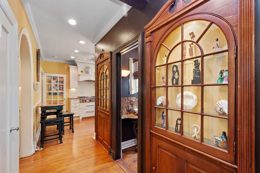 Real Estate Photography - 10615 S. Seeley Avenue, Chicago, IL, 60643 - Hallway