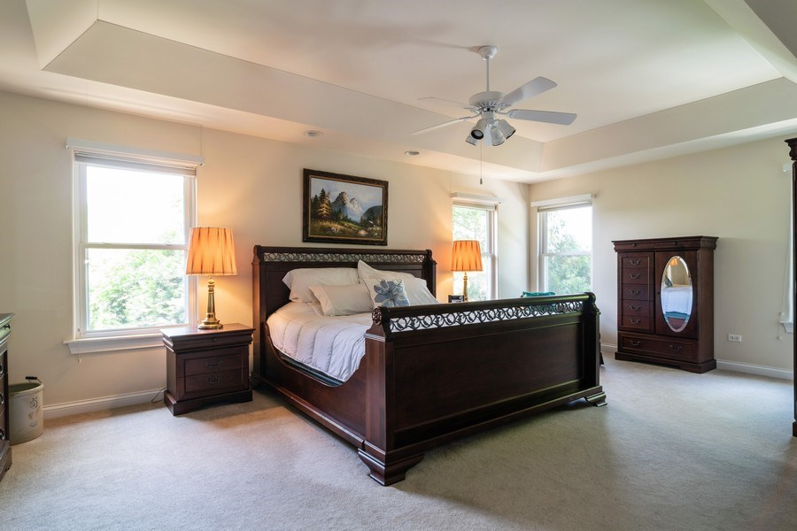 Real Estate Photography - 39W085 DEAN Lane, St. Charles, IL, 60175 - Master Bedroom