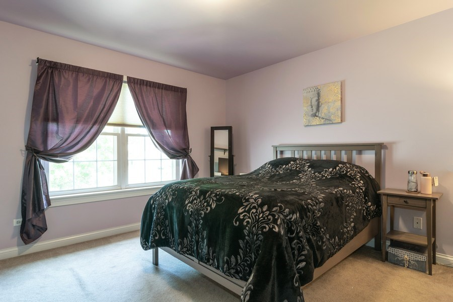 Real Estate Photography - 39W085 DEAN Lane, St. Charles, IL, 60175 - Guest Bedroom